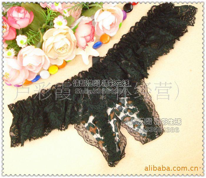 情趣内衣 女士情趣内衣裤 开档裤支持一件