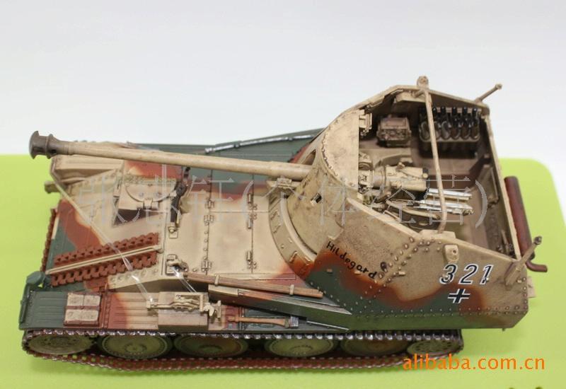 纪99413 二战德国黄鼠狼3M型自行火炮 军事模型尽在阿里巴巴