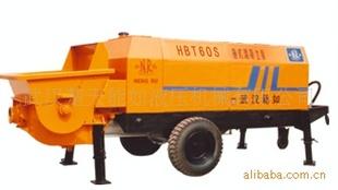 [厂家直销]混凝土输送泵,80S摆阀高压泵,60闸板阀泵车及配件