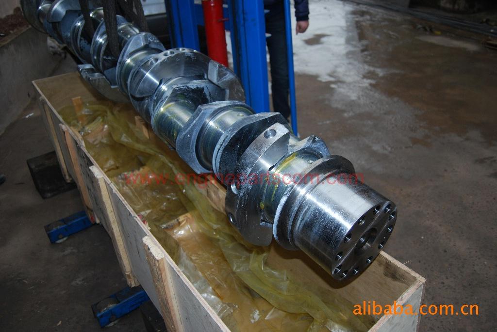 发动机总成发电机曲轴3629276