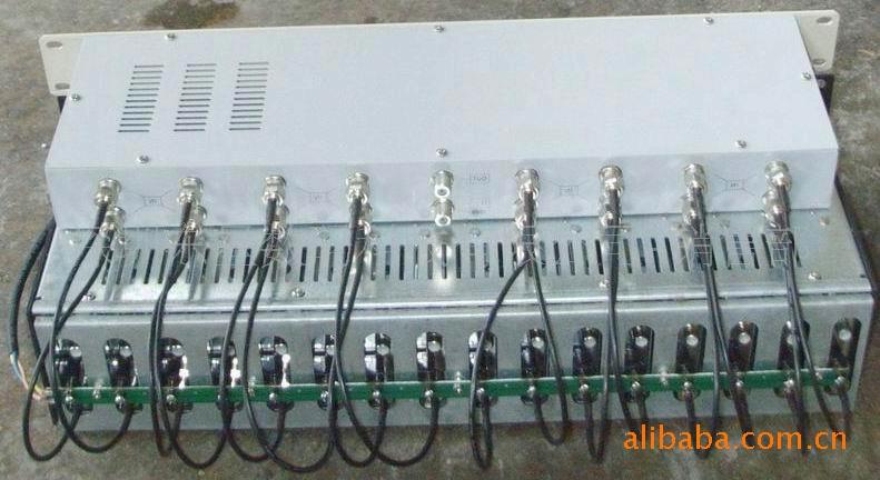 数字电视调制器 有线电视调制器 邻频调制器 四路隔频调制...