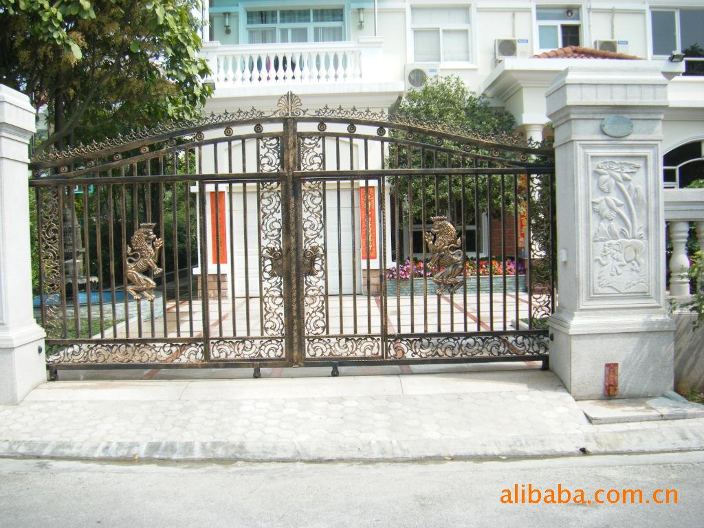 大门 中国/一、制作尺寸与图纸要求的尺寸制作。