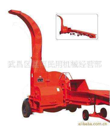 洛阳四达农机9Z-30型青贮铡草机