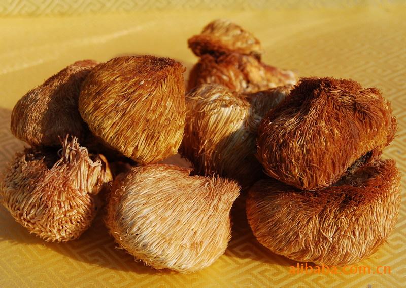 猴头菇/猴头蘑 200克 益气养胃 益寿抗衰
