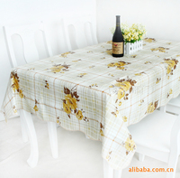 Скатерть Disposable waterproof oil high temperature resistant table cloth tablecloth fashion dining table cloth table napkin placemat