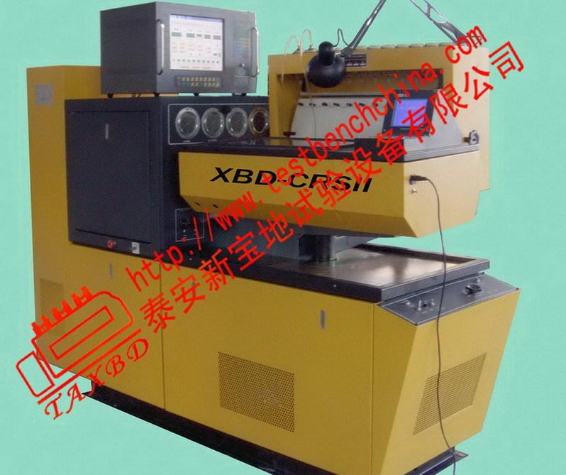 高压共轨喷油泵喷油器试验台XBD-CRSIII