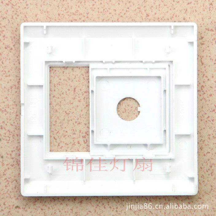 一零)请看以下接线图:-墙壁开关 批发吊扇灯壁控开关带灯调速器图片