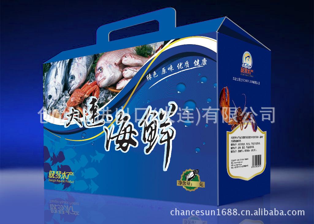 礼盒推荐、性价比之王、大连高档水产海鲜——蒸蒸日上