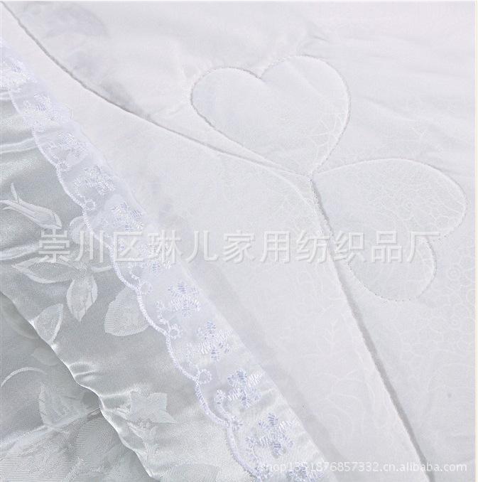 【【琳儿家纺】 厂家直销 韩式仿真丝夏凉被 质