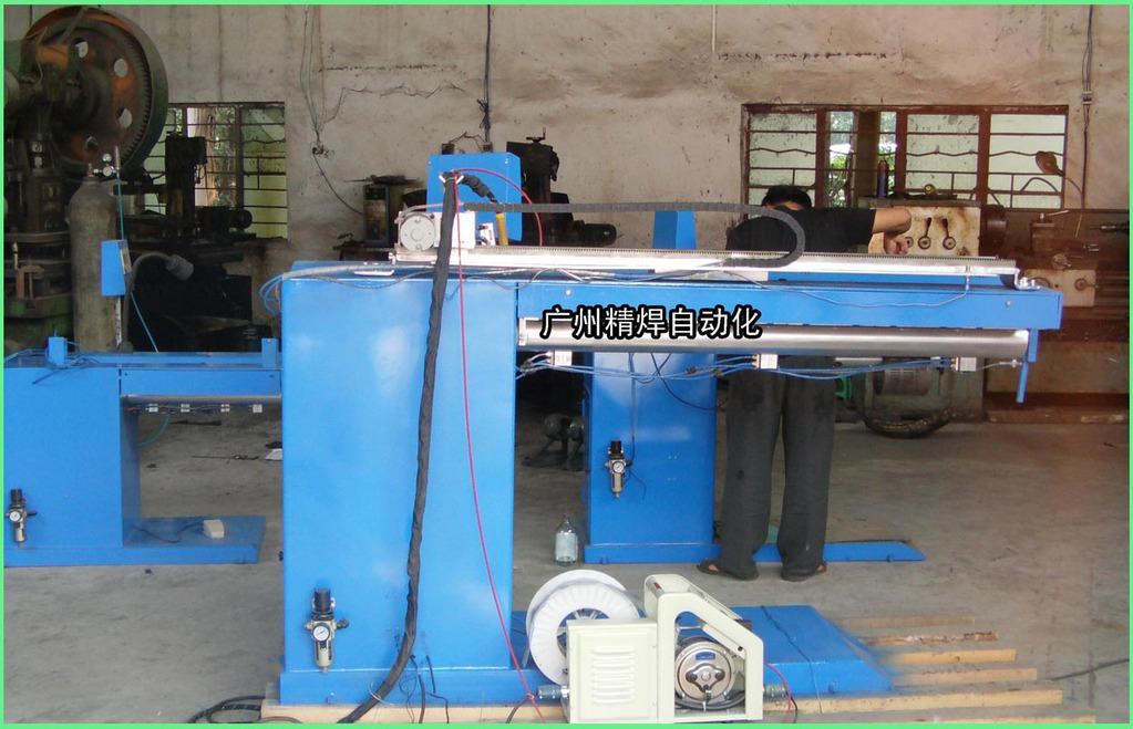 氩弧直缝焊机