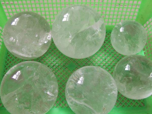 东海水晶天然水晶球风水摆件6个 -价格,厂家,图片,水晶工艺品,图片
