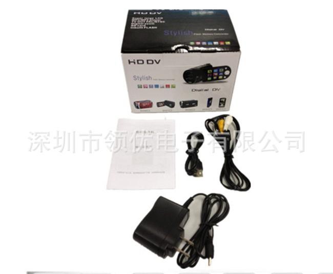 礼品数码摄像机 HD-90 数码摄像机 深圳厂家***