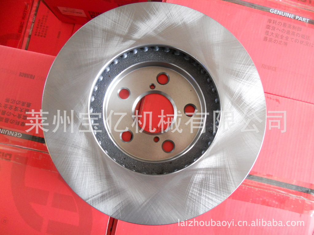 丰田刹车盘 供应丰田刹车盘 制动盘 刹车碟 BRAKE DISC 43512 68011高清图片