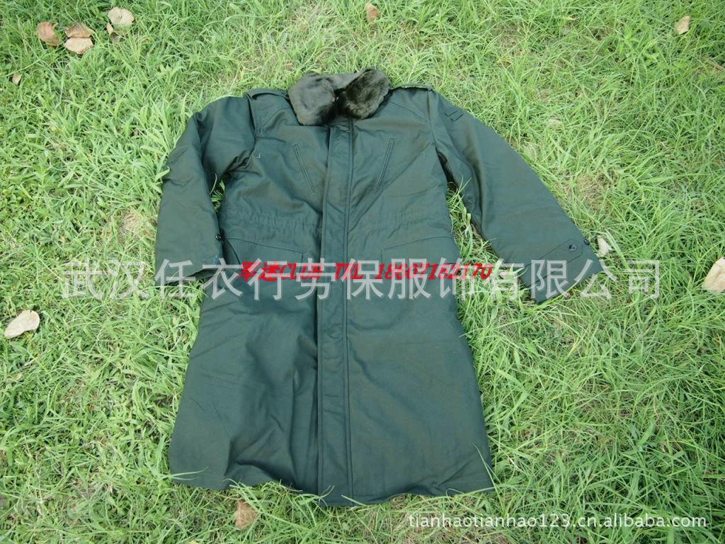 07军官棉大衣 常服棉大衣 荒漠大衣 海 -男式风衣 大衣 中国黄页图片