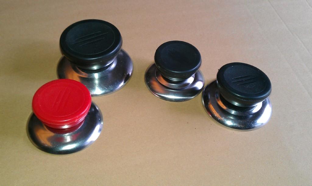 彩塘热销 塑料锅钮 自产自销 质优价廉