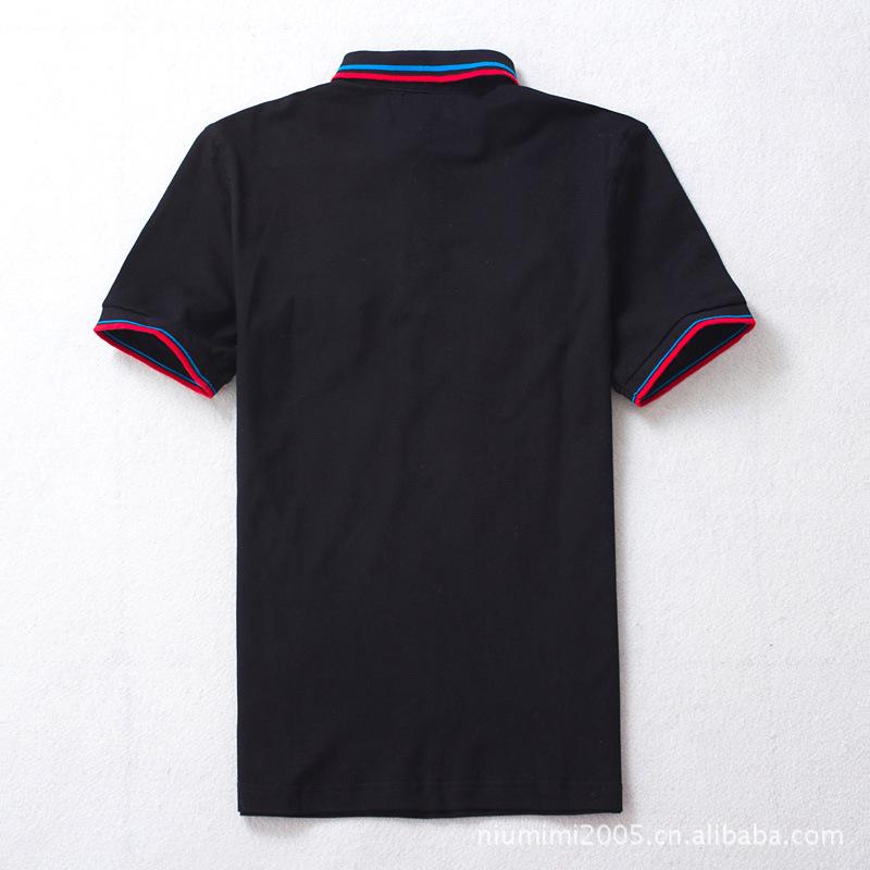 男装T恤批发拿货 纯棉T恤 polo衫 短袖T恤 品牌原单 男装polo衫 -价