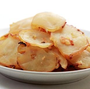 (0909)海鲜水产干货批发 果木烧烤鱿鱼足片 超热卖 5kg/箱