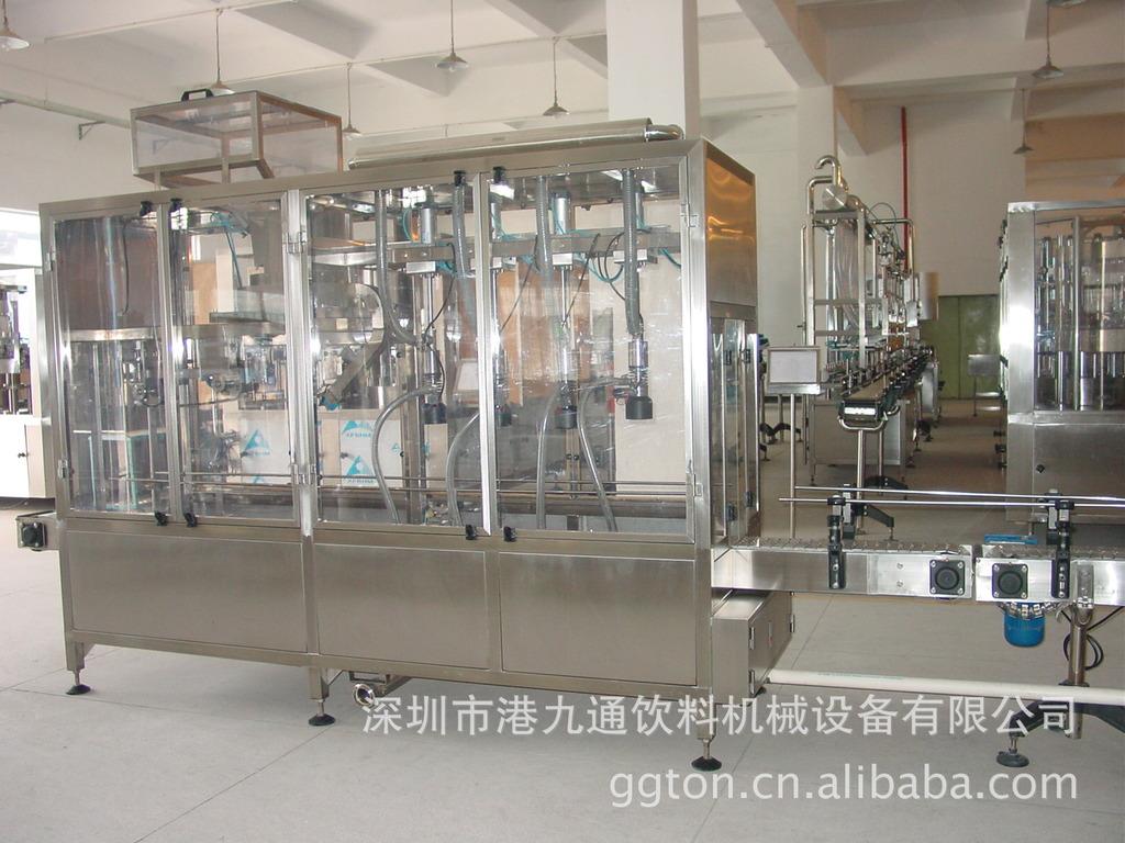 供应桶装水灌装生产线设备