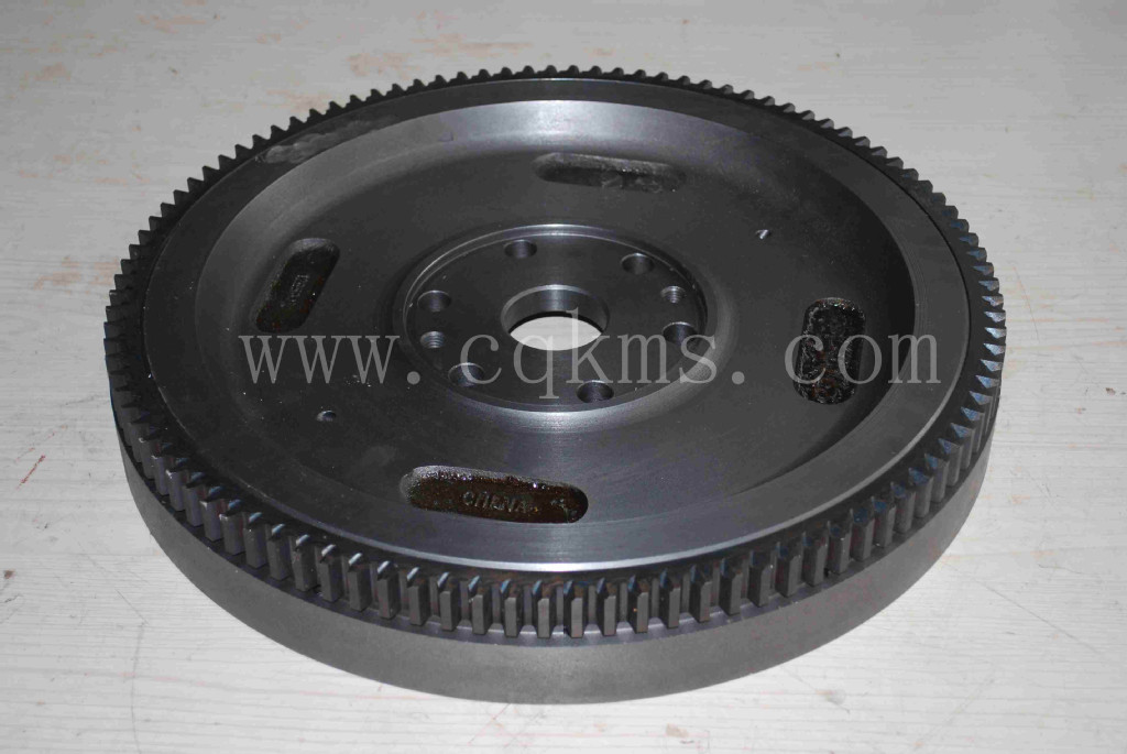 Rail car flywheel 3418546 Flywheel for NT855 Cummins engine Rail car