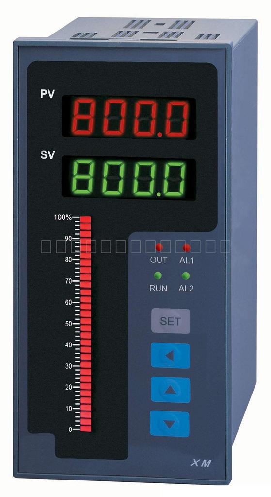 低价供应大型仪表厂家生产销售智能数字单光柱单显示控制报