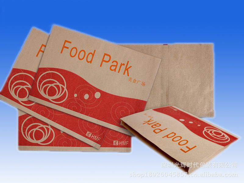 来样定做性价比高接受定制复合材料牛皮纸袋食品包装包装袋纸袋
