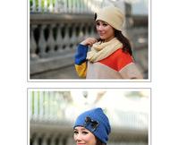 Женские шарфы, Шапки, Комплекты twinset 6color 1set