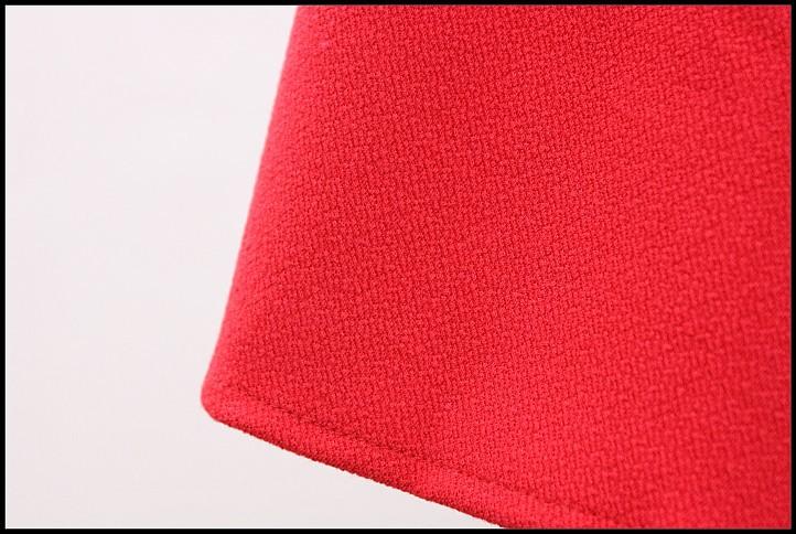 Chân váy chữ A xếp ly lưng cao nhiều màu