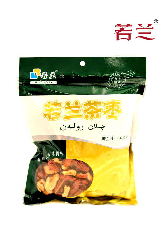 新疆特产 若兰果品 茶枣枣片 批发零售(图)