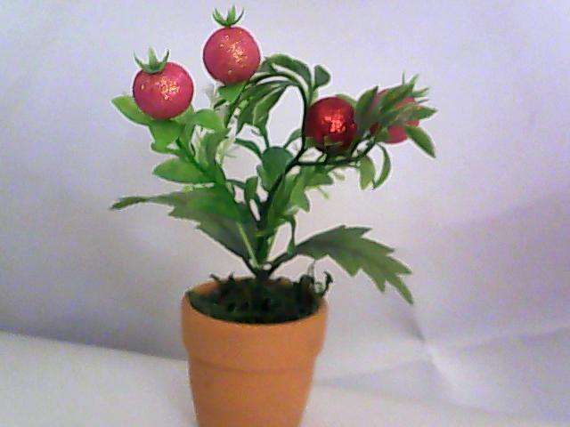 盆景-仿真水果小盆栽批发-盆景尽在阿里巴巴-义