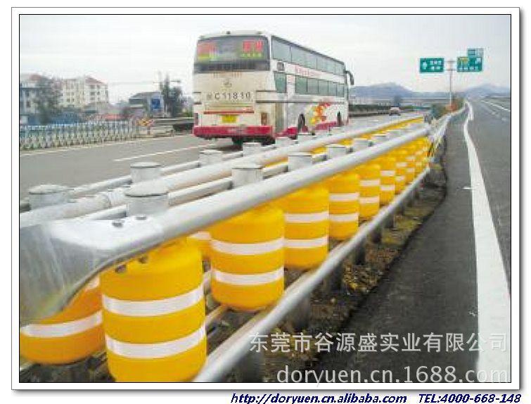 高速公路滚动防撞护栏