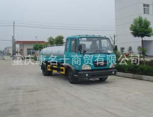 楚飞CLQ5070GSS洒水车B125东风康明斯发动机