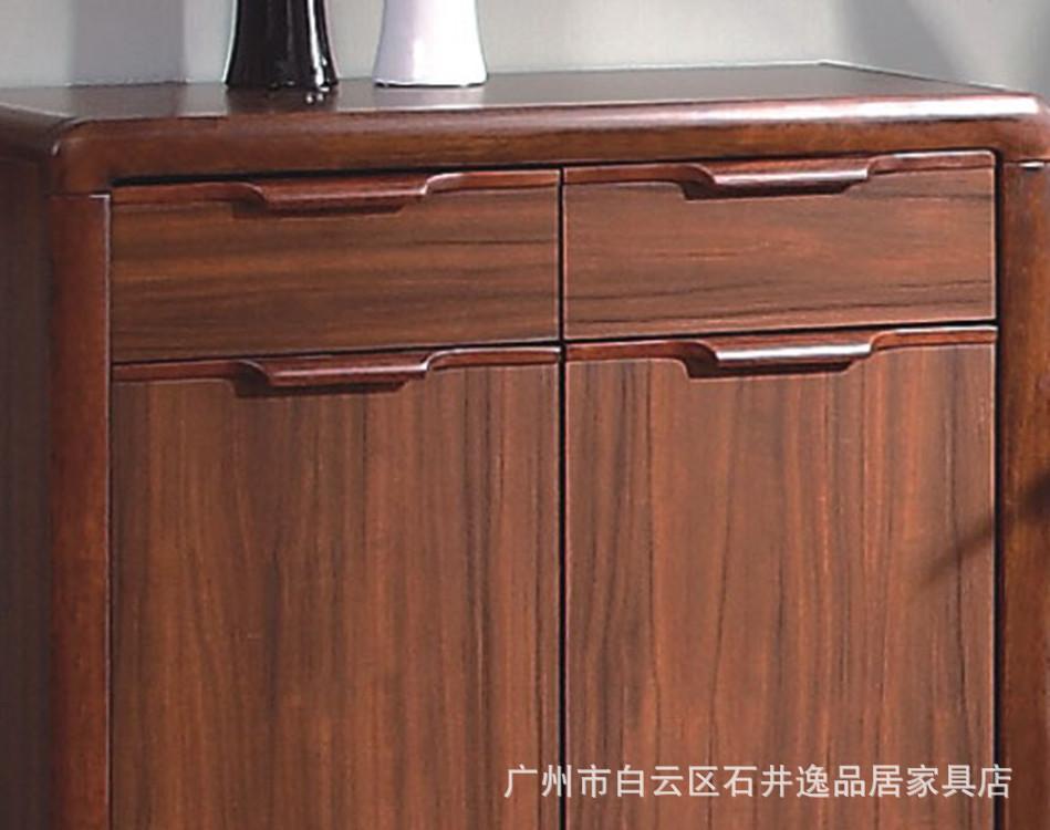 【特价实木家具客厅家具实木鞋柜85公分重庆家具v特价买哪里图片