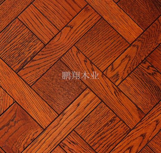 红橡方格拼3 450x450x15mm