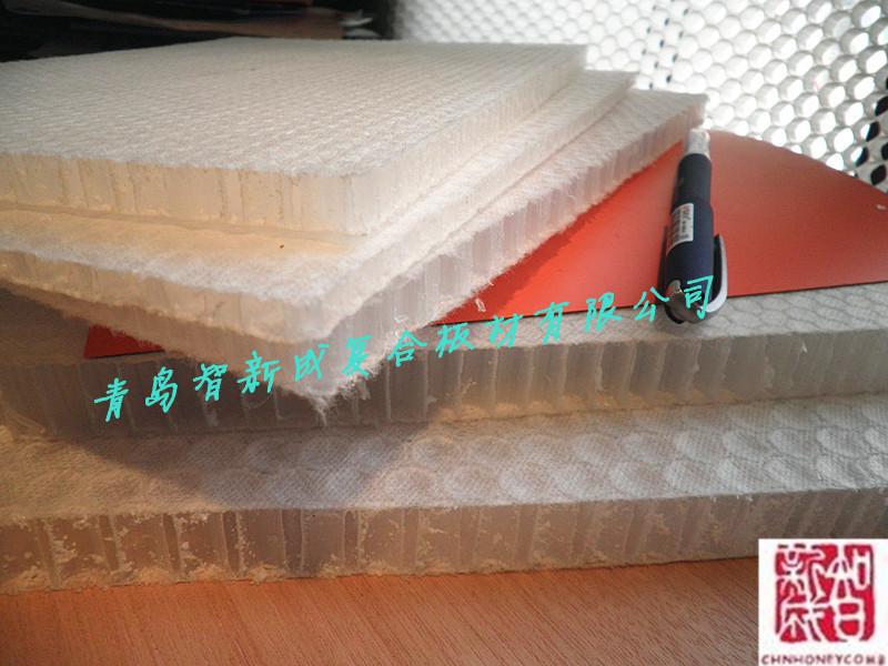 厂家供应专业生产青岛游艇隔舱板甲板专用 塑料蜂窝板 家具辅材