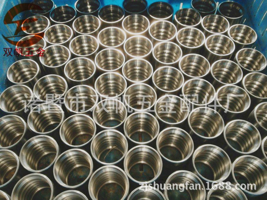 批发不锈钢液压管接头 20411胶管304三件套 一流的品质
