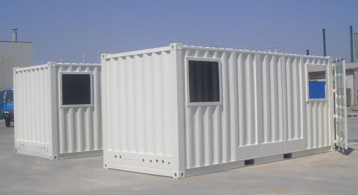 水处理集装设备箱