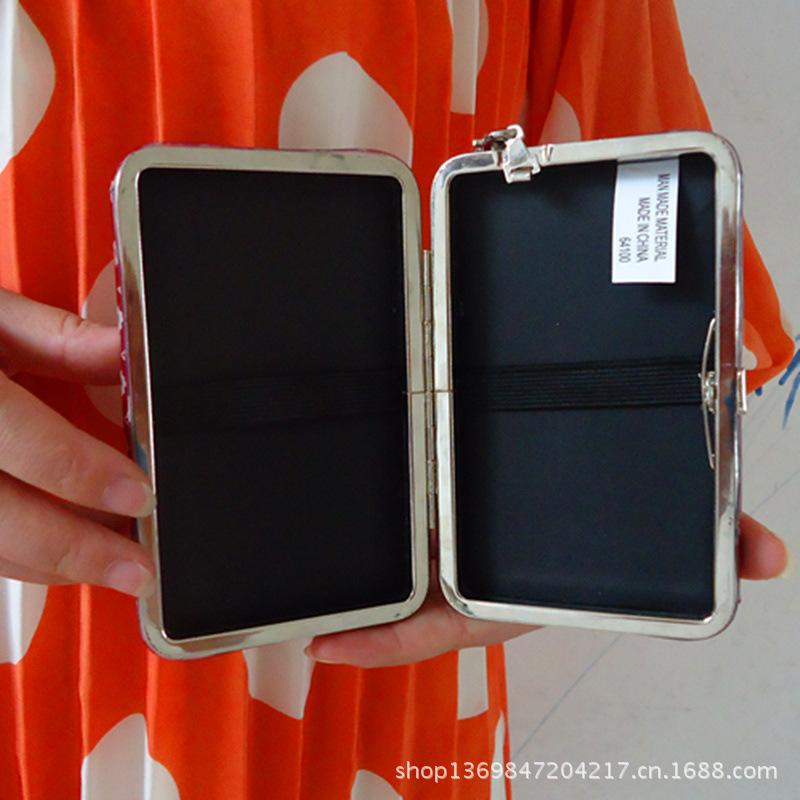 厂家直销主题4S框夹手机卡包票夹M-005手机苹果猫猫图片图片