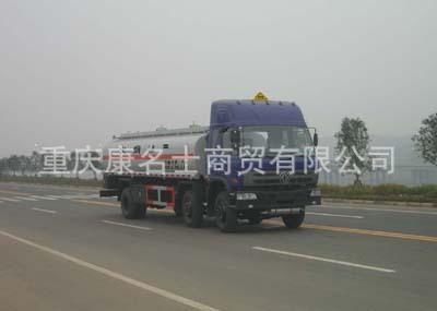龙帝SLA5251GJYE6加油车B190东风康明斯发动机