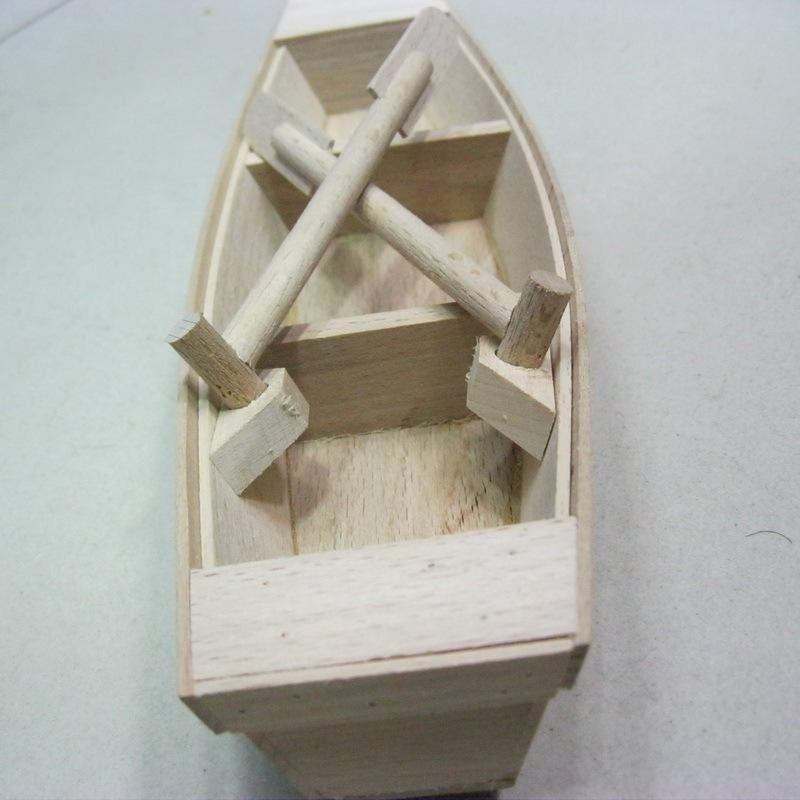 农具系列--小船模型 手工制作 地区特色工艺品