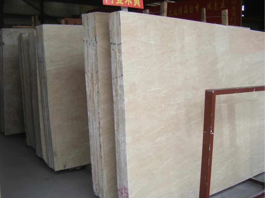 现货批发阿曼米黄 石材大理石厂 各种石材地面拼花 石材加工厂图片