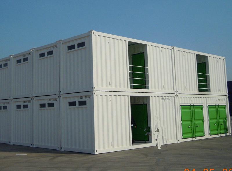 集装仓储箱