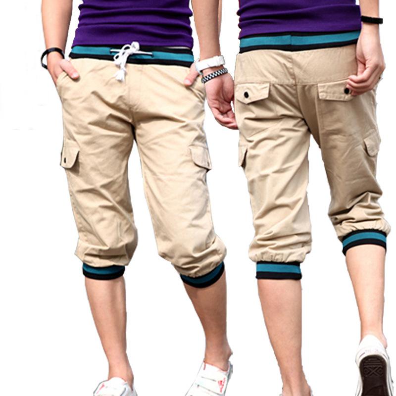 单品搭出亮点 型男卡其裤的六条规则