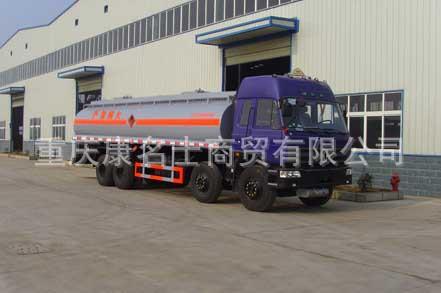 神狐HLQ5310GHYE化工液体运输车C300东风康明斯发动机