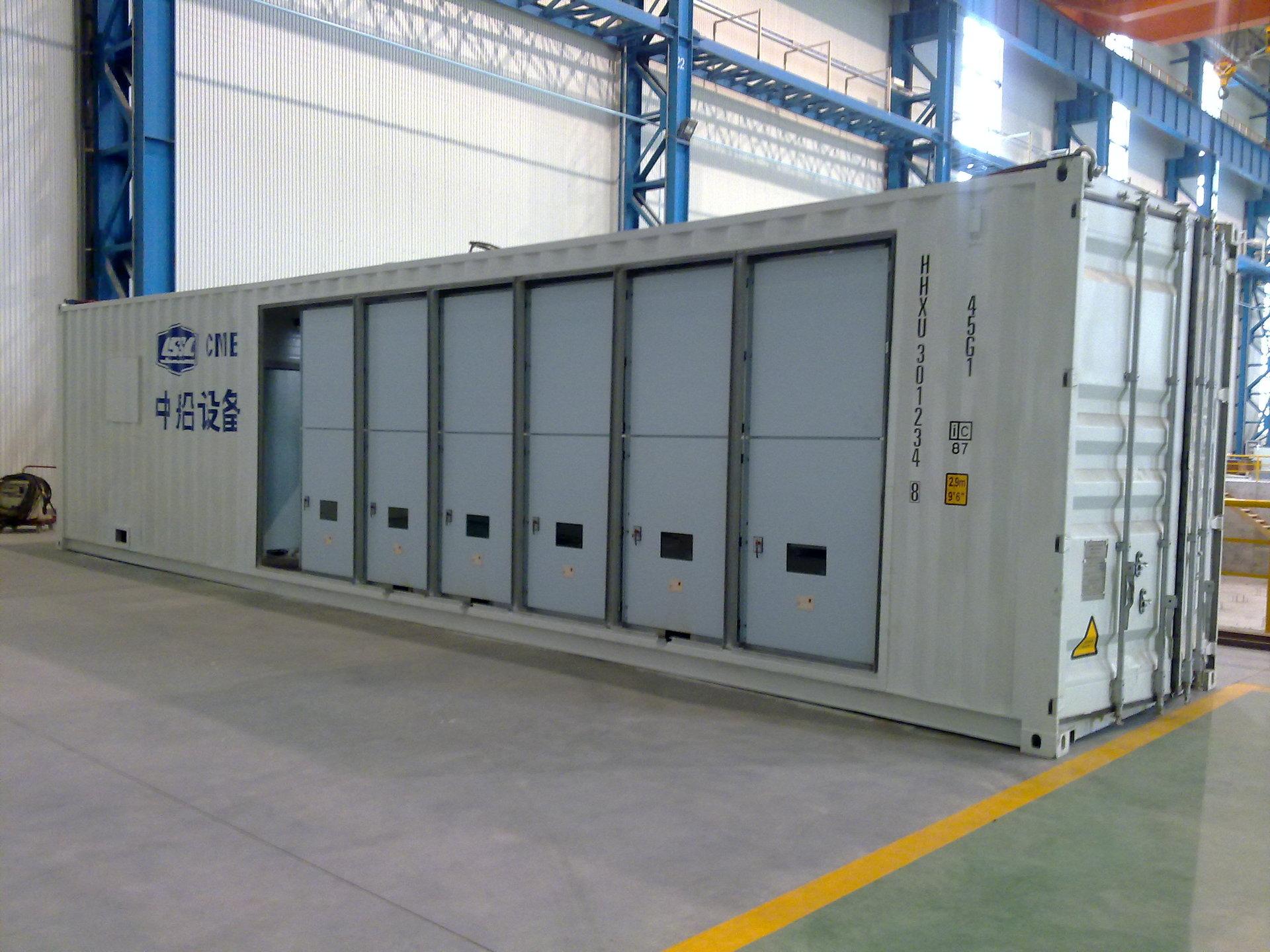 集装箱式电气设备箱