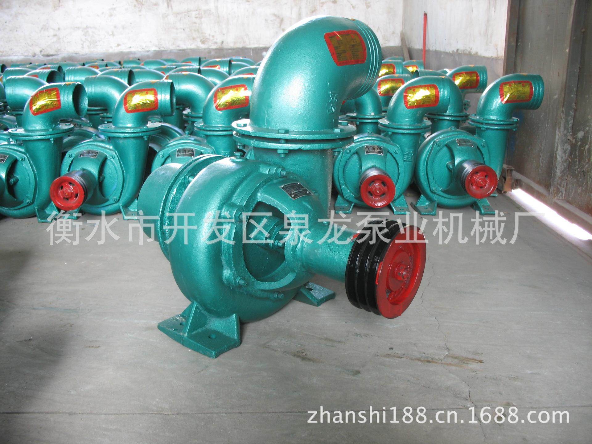 出口型八寸柴油机水泵 外贸水泵