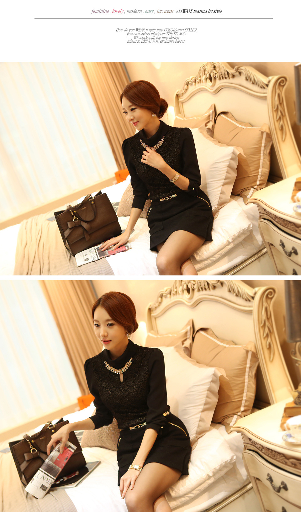 36 best Korean Office Lady Style images on Pinterest Business 38