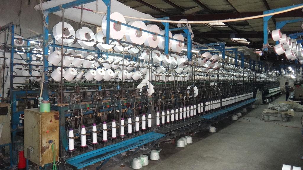 纺织机械制造