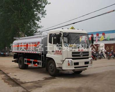 楚胜CSC5140GHYD化工液体运输车ISDe185东风康明斯发动机