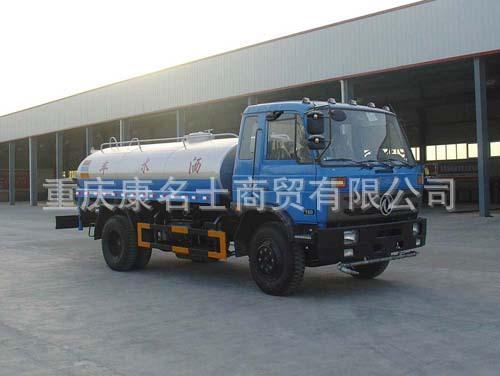 楚飞CLQ5123GSS3洒水车B210东风康明斯发动机