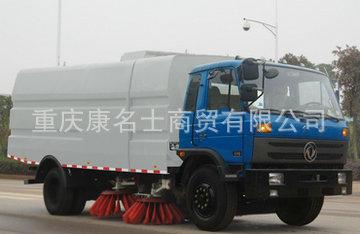 恒润HHR5160TSL3EQ扫路车ISDe180东风康明斯发动机